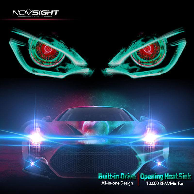 Novsights com - Auto Lighting & LED Headlight | Car, Truck, SUV, Jeep