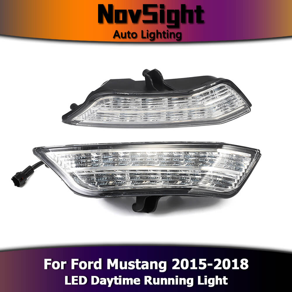 Daytime Running Light For Ford Improve Your Safety 2015 Edge Fog Lights A408 05