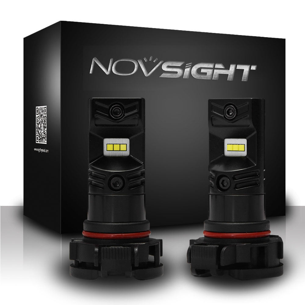 NOVSIGHT A338 1600LM 80W Signal Light Door Light Fog Light H16