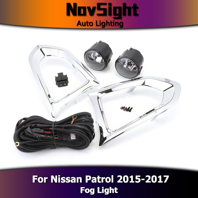 Nissan Patrol 2015-2017 12V DRL Light LED Fog Light