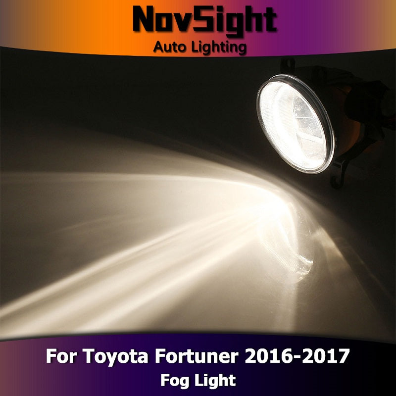 Toyota Fortuner 2016-2017 Daytime Running Light  LED Fog Lights
