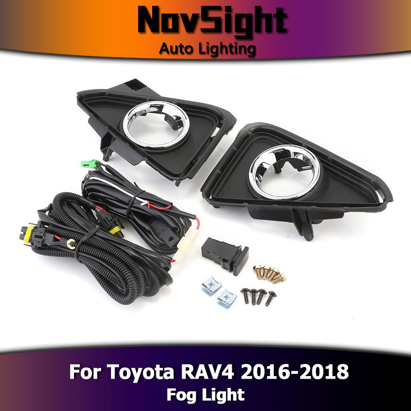 Toyota RAV4 2016-2018 LED Fog Lights Daytime Running Light