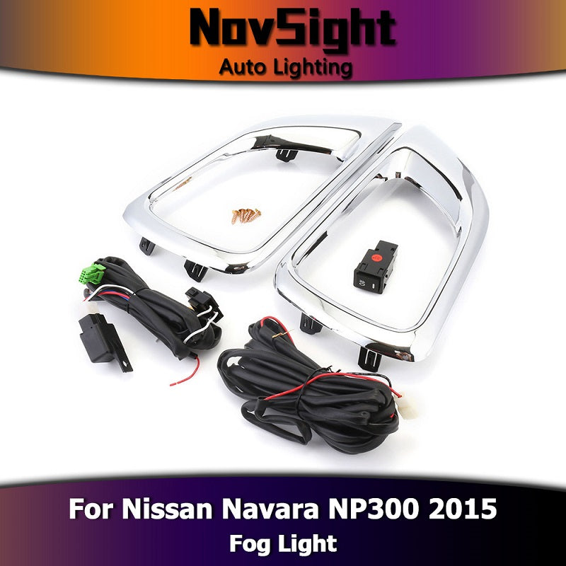 Nissan Navara NP300 2015 12V Daytime Running Light LED Fog Light