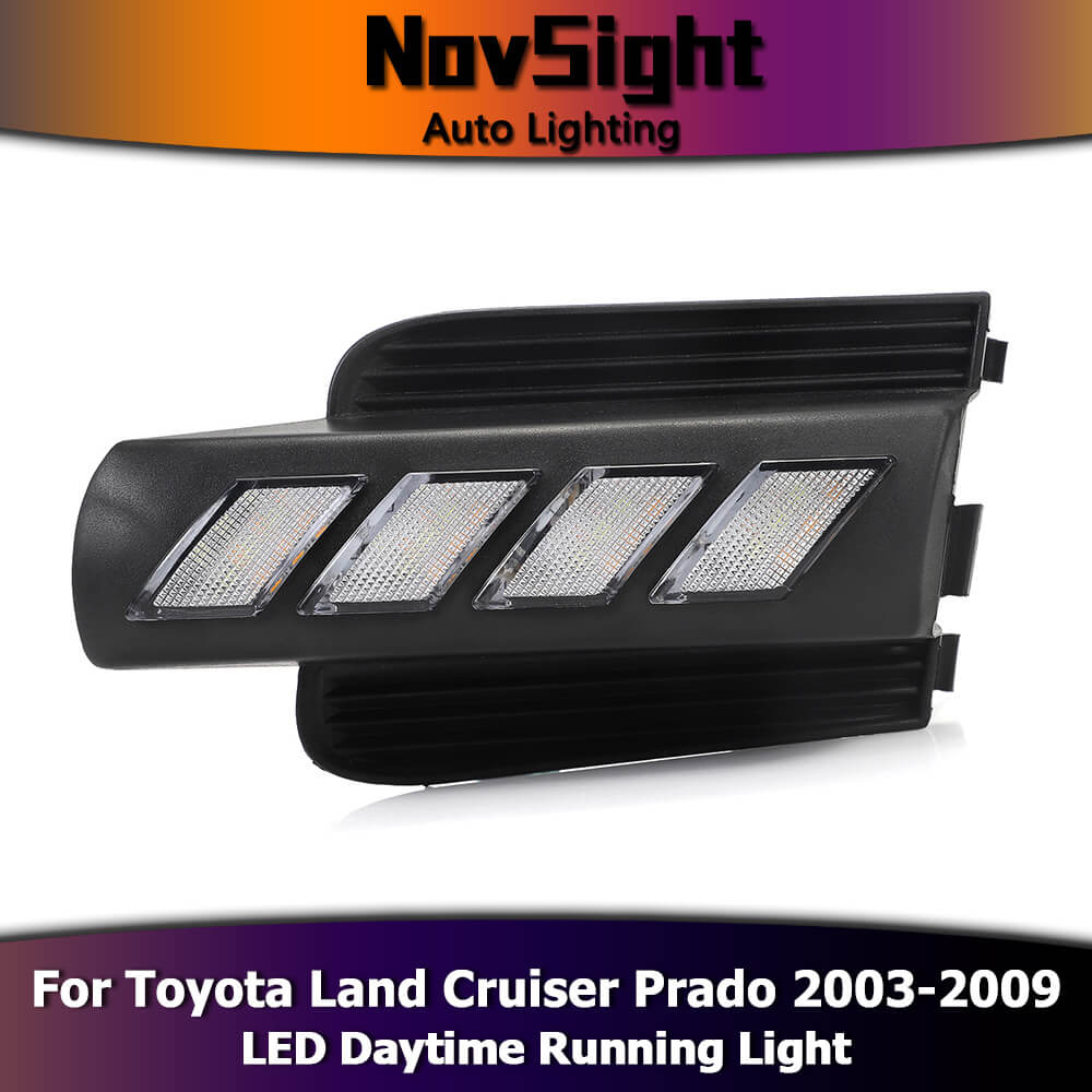 Daytime Running Light For Toyota High Quality Wiring Daylight Lights Drls On A Caravan 2x 1x Digital Controller
