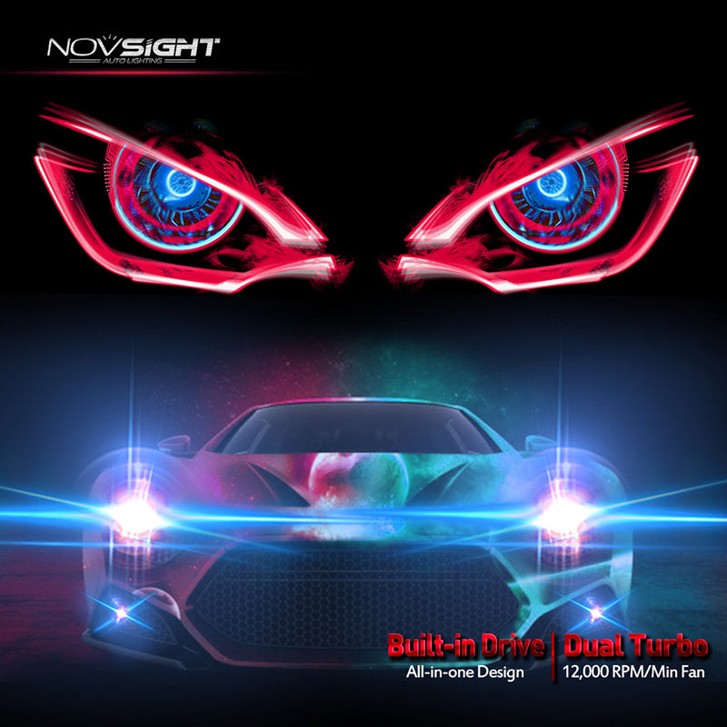 Novsights Com Auto Lighting Led Headlight Car Truck Suv Jeep