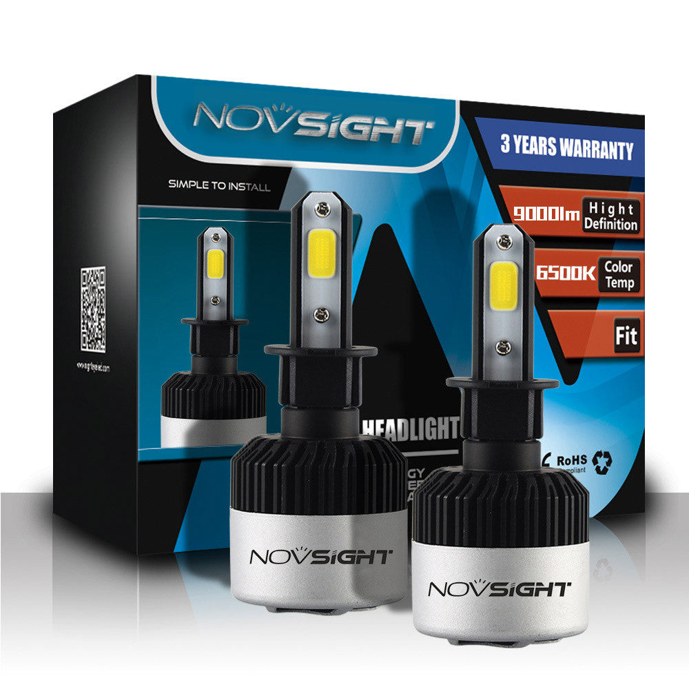 NOVSIGHT A315 9000LM 72W LED Car Headlight