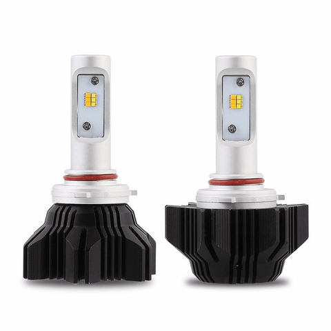 NOVSIGHT 9005/HB3 LED Headlight Dual Color White & Yellow 40W 8000LM