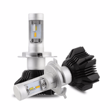 NOVSIGHT H4/HB2/9003 LED Headlight Light Bulb Dual Color White&Yellow 40W 8000LM novsights - NOVSIGHT