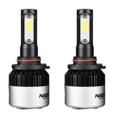 NOVSIGHT 9000LM 72W LED Headlight Bulbs Conversion Kit S2