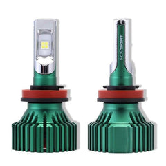 NOVSIGHT High Lumen & Qulity LED Headlight Light Bulbs White 60W 16000LM - CREE LED Chips