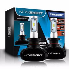 NOVSIGHT H7 8000LM 50W LED Car Headlight