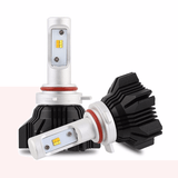 NOVSIGHT 9012 LED Headlight Light Bulbs Dual Color White & Yellow 40W 8000LM/Set - NOVSIGHT Auto Lighting