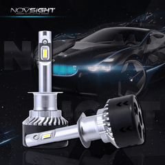 H1 A385-N7 high brightness 10000LM 70W/Set  LED Headlight Bulb