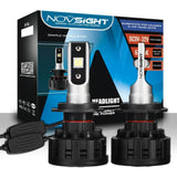 Novsight A500-N13-H7 No polarity 60W/Pair 8000LM/Pair Headlight