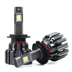 H7 Novsight LED Headlight Bulbs Conversion Kit Super Brightness 15000LM/Pair 6000K Xenon White Warranty 2 Year