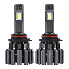 9006/HB4 Low Beam Novsight LED Headlight Bulbs Conversion Kit Super Brightness 15000LM/Pair 6000K Xenon White Warranty 2 Year