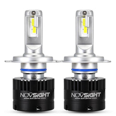 Novsight LED Headlight 360° rotatable buckle 80W 14400LM 5500K White