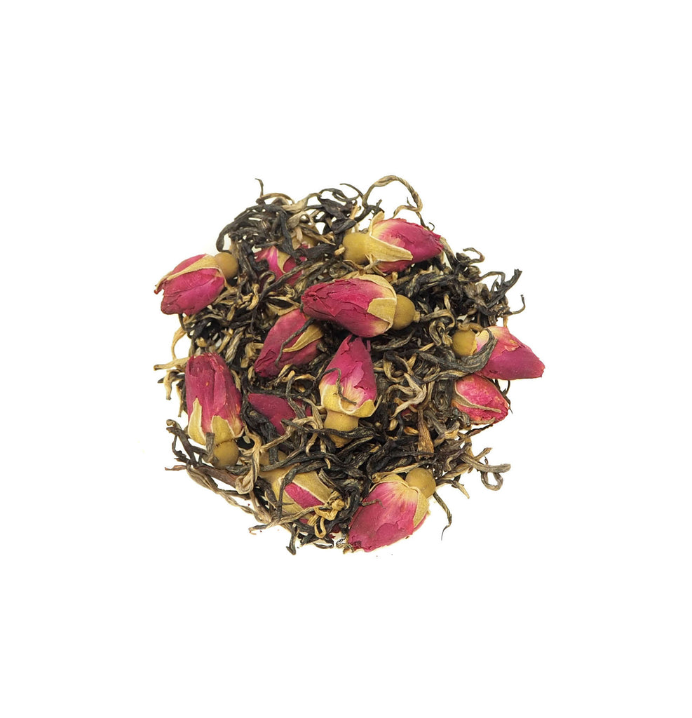 Black Tea w Rose (20 tea bags)