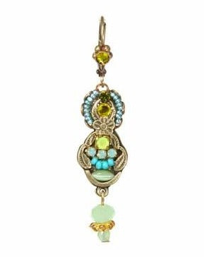 Mignon Earring in Turquoise