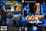 007 Nightfire N BL PS2