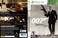 007 Quantum Of Solace Xbox 360