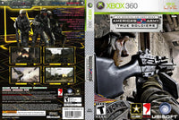 America's Army True Soldier XBox 360