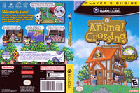 Animal Crossing C Gamecube