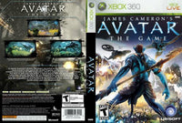 Avatar The Game (James Cameron) XBox 360