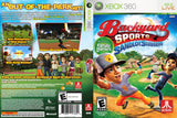 Backyard Sports Sandlot Sluggers XBox 360