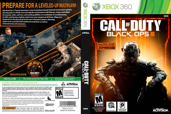 Xbox one call of duty black ops iii £30. 00: sindhi systems, it.