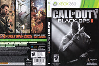 Call Of Duty Black Ops II Xbox 360