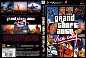 Grand Theft Auto Vice City C BL PS2