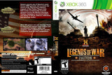 History: Legends of War Patton Xbox 360