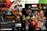 Marvel Vs. Capcom 3 Fate Of Two Worlds Xbox 360