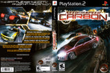 Need For Speed Carbon C BL PS2