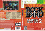 Rock Band: Country Track Pack 2 XBox 360