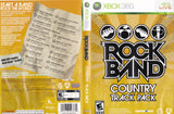 Rock Band: Country Track Pack XBox 360