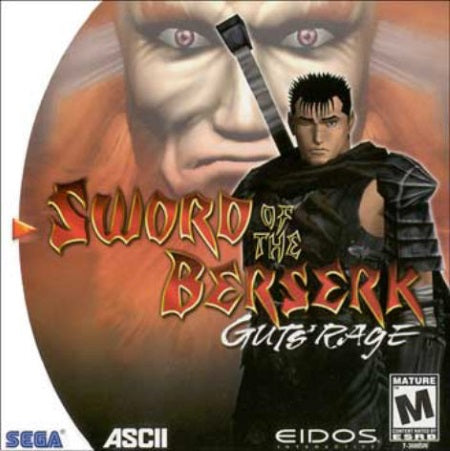 Sword of the Berserk Guts' Rage N Dreamcast