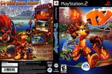 Ty the Tasmanian Tiger N BL PS2