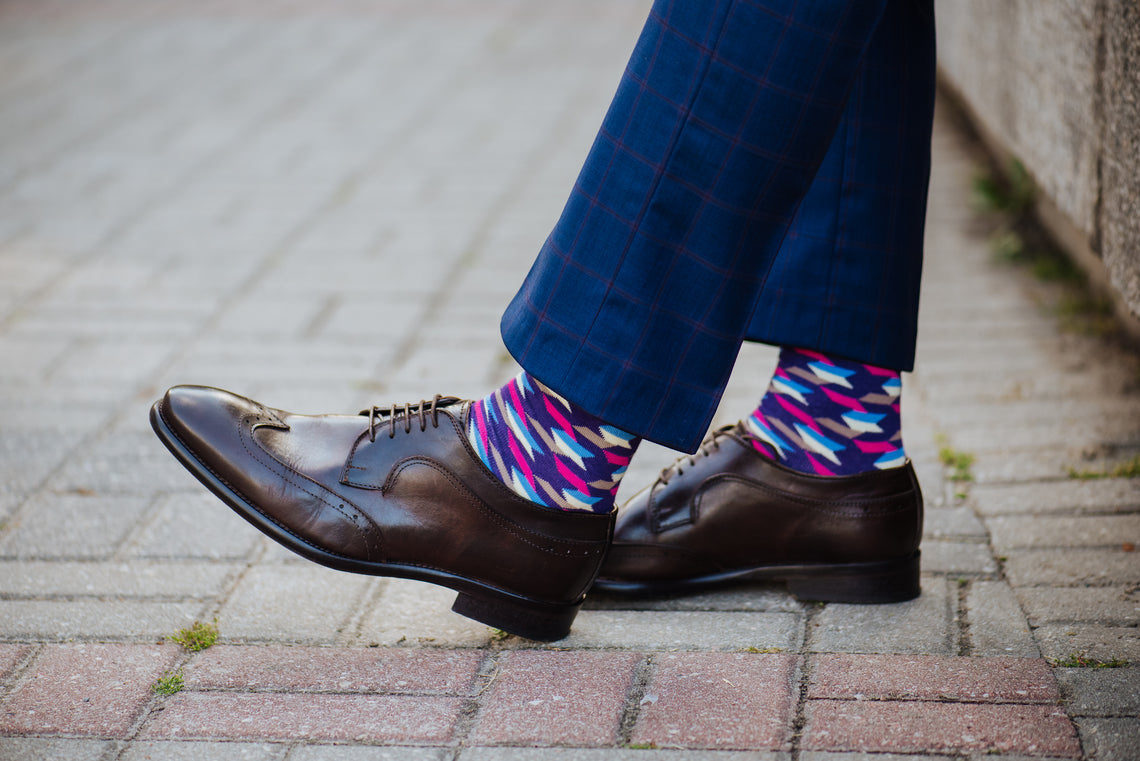 THE COMPLETE GUIDE TO MEN'S SOCKS