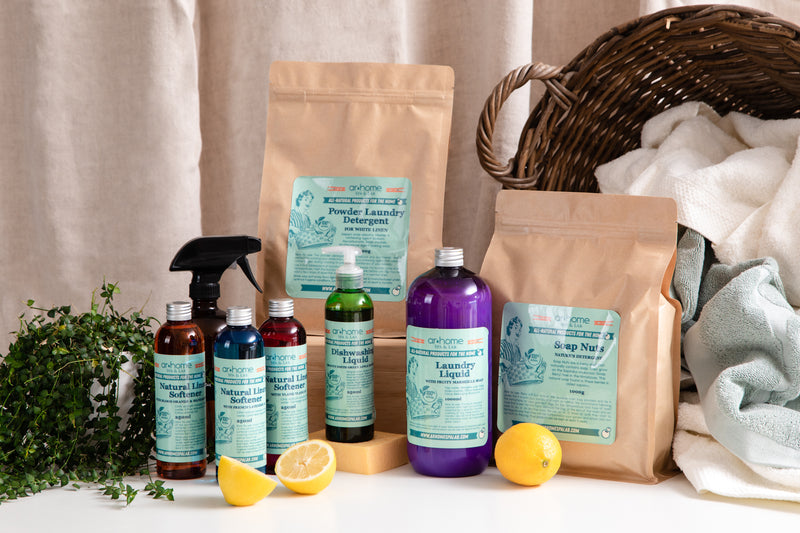 8 Natural & Eco-Friendly Cleaning products for Home