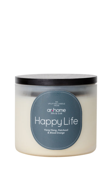 Scented Candle - Happy Life