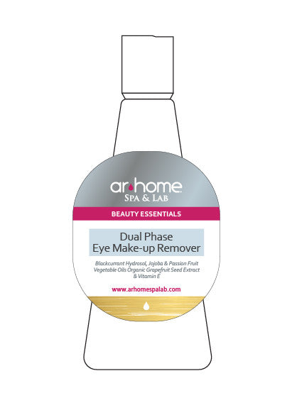 Dual Phase Eye Make-up Remover