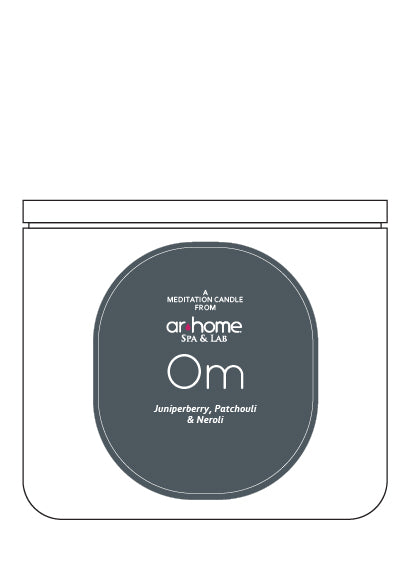 Scented Candle - Om