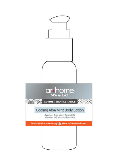 Cooling Aloe Mint Body Lotion