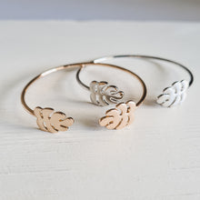 Monstera Bangle