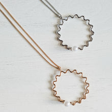 Cookie Cutter Long Necklace