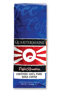 Certified 100% Pure Kona Peaberry Coffee