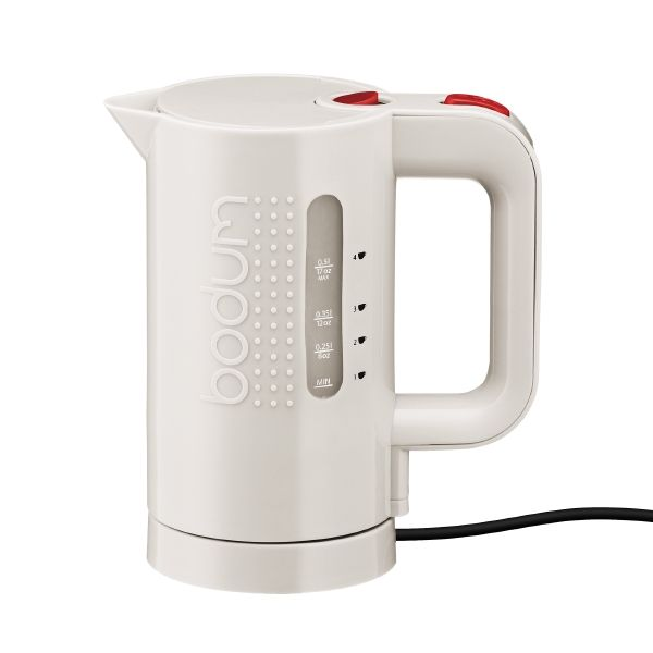 Bodum Bistro Electric Water Kettle - White