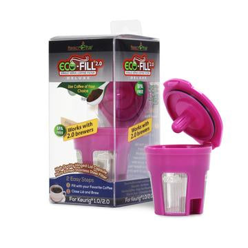 Perfect Pod Eco-Fill 2.0 single serve coffee filter